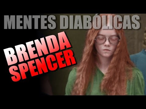 BRENDA SPENCER  - Odeio segunda feira - Mentes Diabólicas