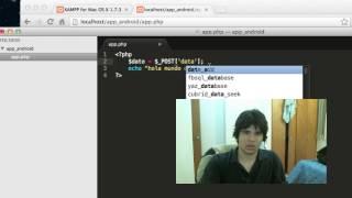 Como conectar Android con una aplicacion web(php,mysql) pt1 - Introducción