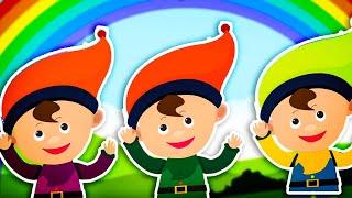 Dziecięce Przeboje - Krasnoludki (oficjalny teledysk)