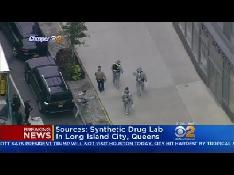 Sources: Synthetic Drug Lab Discovered In Long Island City