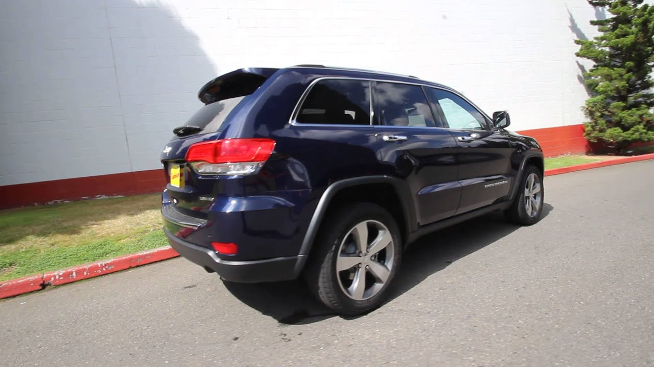 What Is Flex Fuel >> EC233651 | 2014 Jeep Grand Cherokee Limited | KirklandDCJ ...