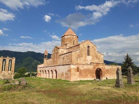 Օձուն,Օձունի Սբ.Աստվածածին եկեղեցի | Odzun Monaste