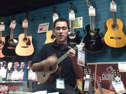 George's Music Orlando Irish Ukulele Song Clinic Promo