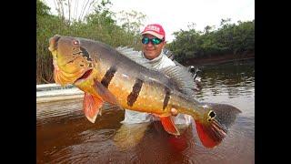 Gigantes da Amazonia com Mariozan Pesca Esportiva - Explosão na hélice - I