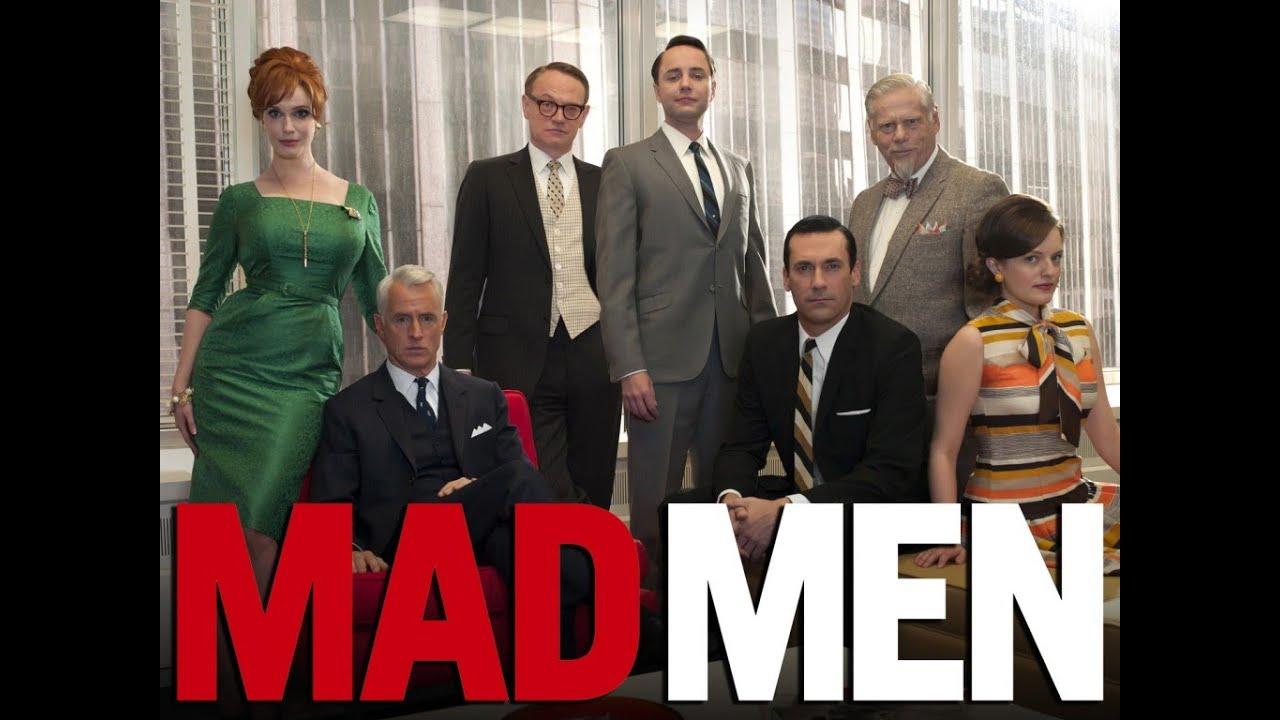 Serie | Mad Men | Temporadas 1 a 7 | Trailer - YouTube