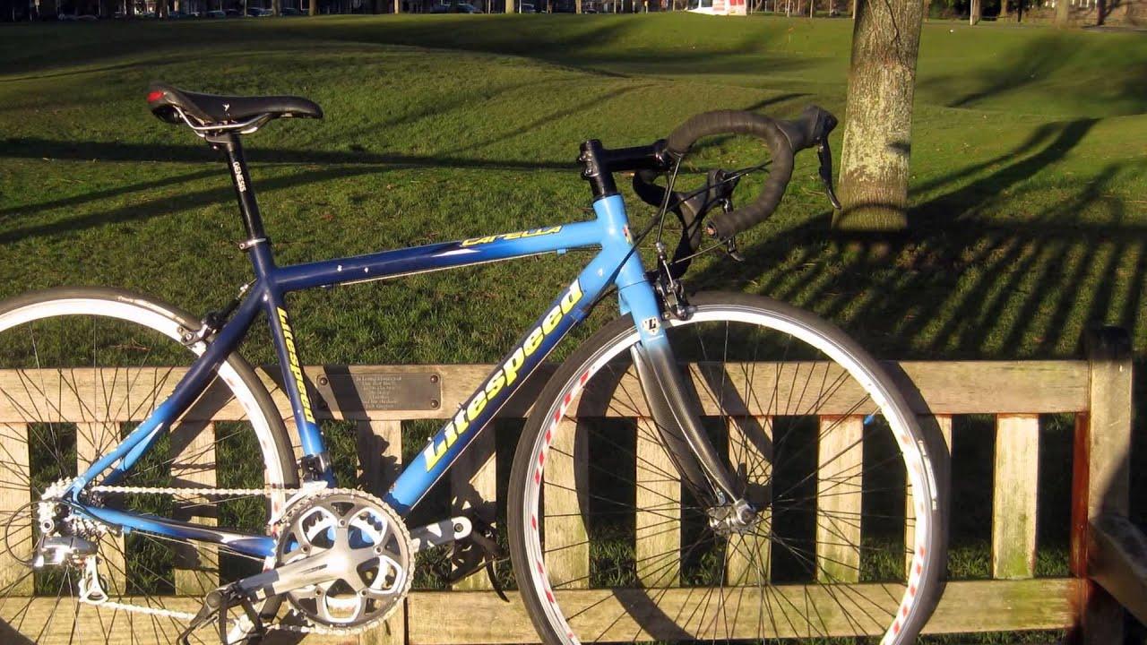 Litespeed T5 Bike Review