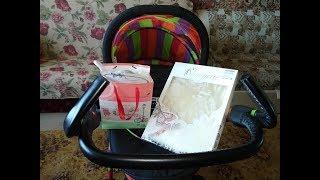Подарочки от бабушки ❤️/Обзор коляски для кукол реборн