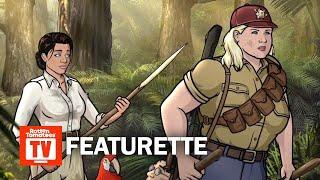 Archer: Danger Island Season 9 Featurette | Making Archer | Rotten Tomatoes TV