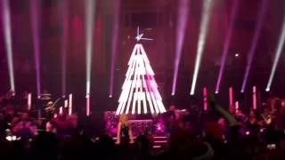 Kylie Minogue Kylie Christmas Love At First Sight Live At Royal Albert Hall 10th December 2016