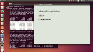 Advanced Format and Linux Disk Utilities