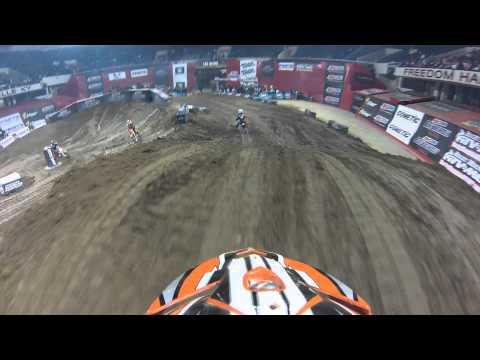 2014 Amsoil Arenacross Louisville 50cc 4-8 Main