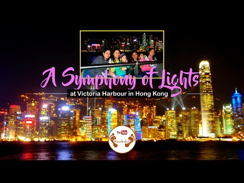 Wanderful: A Symphony of Lights at Victoria Harbour | Avenue of Stars | Hong Kong