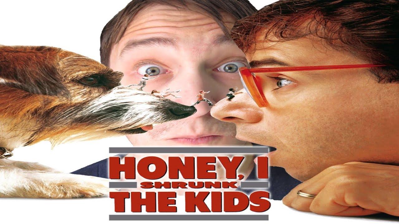 Sb's Movie Reviews Honey, I Shrunk The Kids (1989)  Youtube