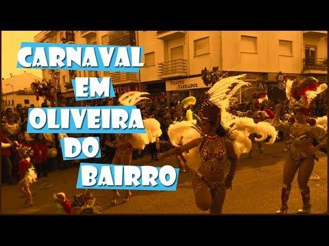 Carnaval em Oliveira do Bairro, Portugal