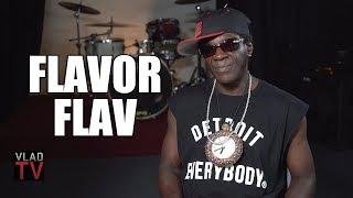 Flavor Flav: Gangsta Rap Took Over When Public Enemy Took a Break (Part 6)