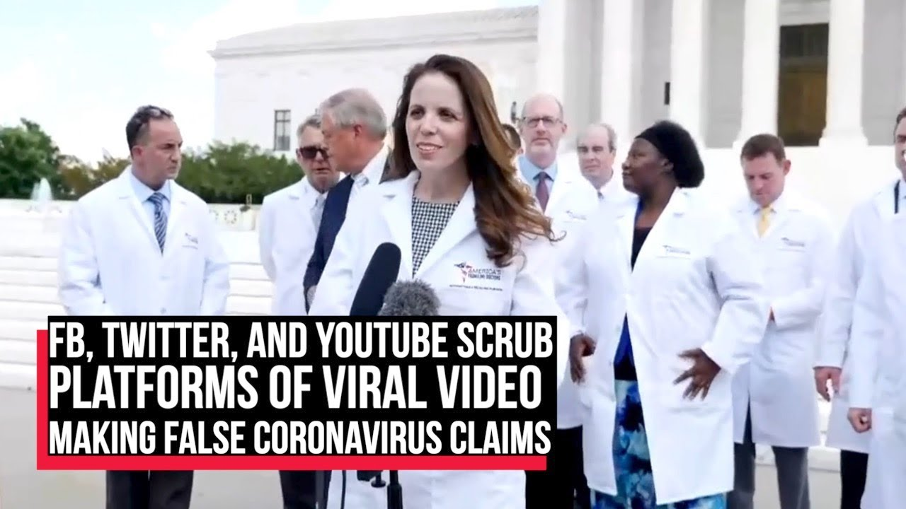 Facebook Takes Down Viral Video Making False Claim That ...