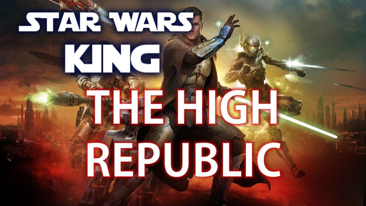 The High Republic Concept Trailer
