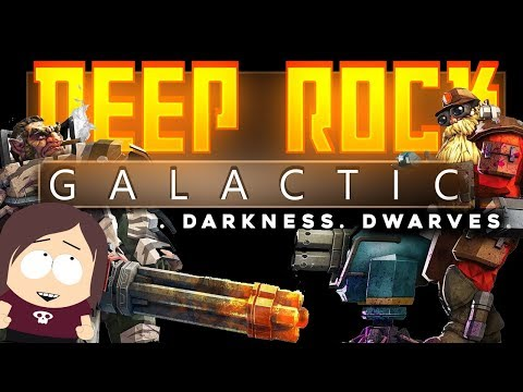 Deep Rock Galactic || 4 Player Co-Op Dwarven Mining Adventure