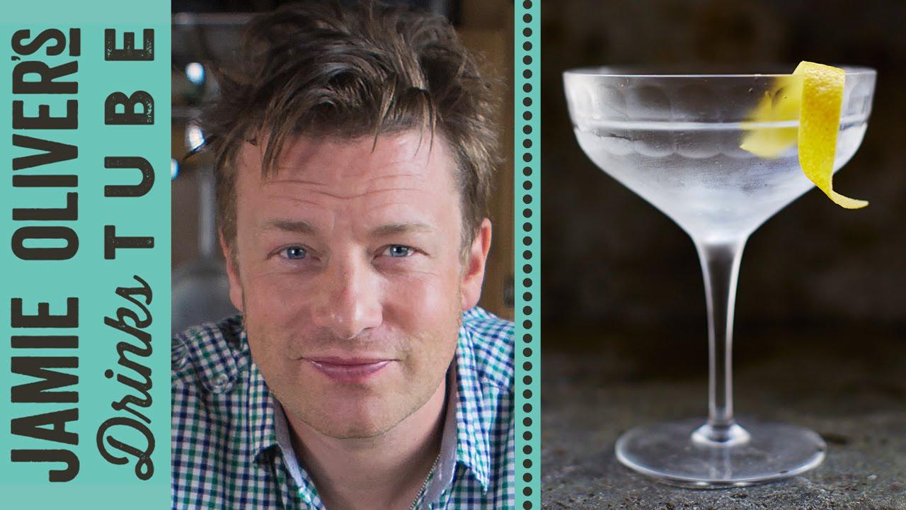 Vodka Martini Cocktail   Four Ways | Jamie Oliver   YouTube