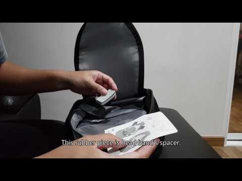 DJI Goggles Mavic Sling Bag - First Look