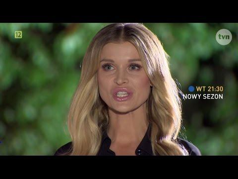 Joanna Krupa była zła na Marcina! Zobacz, o co poszło! [Top Model]