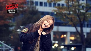 [NO.MERCY(노머시)] Hyolyn of SISTAR(씨스타 효린) teaser - Debut War of The Trainees(연습생들의 데뷔전쟁)