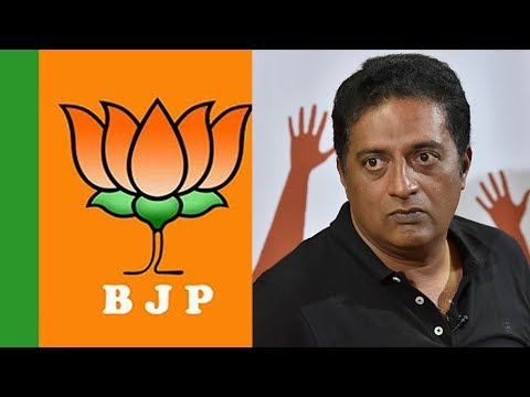 Here is what Prakash Raj had to tell about BJP