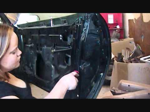 How to install door hull weatherseals on 70 81 camaro for 2000 camaro window motor replacement