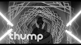 """Black Asteroid feat. Cold Cave - """"Black Moon"""" (Official Video)"""