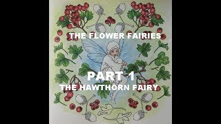The Flower Fairies|My color test picture|Part 1
