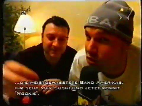 limp bizkit mtv sushi interview in berlin germany 1999 youtube. Black Bedroom Furniture Sets. Home Design Ideas