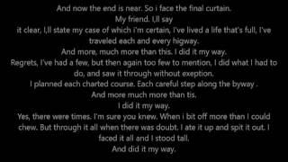 Download lagu My way Seth MacFarlane MP3