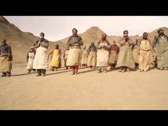Gochak - 8km bidden en knielen
