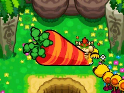 """Mario & Luigi: Bowser's Inside Story - Part 9 """"The Giga-Carrot"""""""