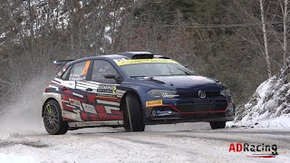 Rallye Monte Carlo 2021 | Show & Mistakes | ADRacing