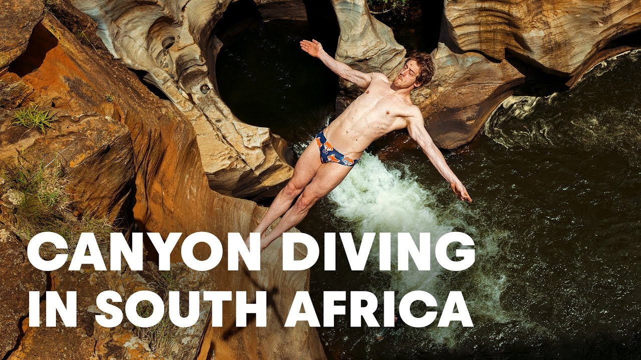 Searching The Best Cliff Diving Spots In South Africa
