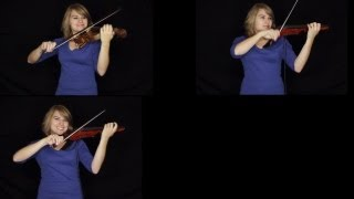Wake Me Up (Avicii & Aloe Blacc) - Taylor Davis (Violin & Electric Violin Cover)