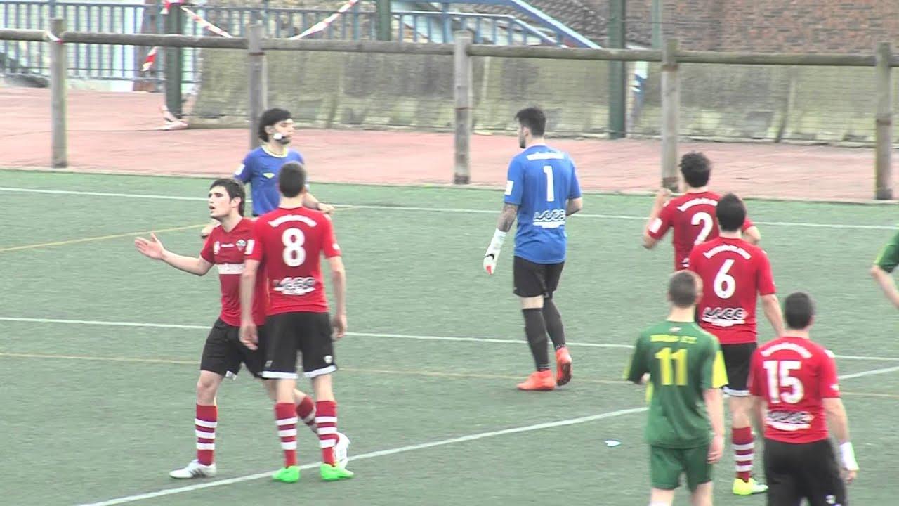 Tercera División Grupo 4. Resumen Deusto 1 - Berio 1 - YouTube