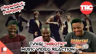 """TVXQ! """"Mirotic"""" Music Video Reaction *Throwback Th…"""