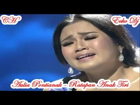 Bercucuran airmata para JURI dan penonton , Aulia Pontianak | Ratapan Anak Tiri