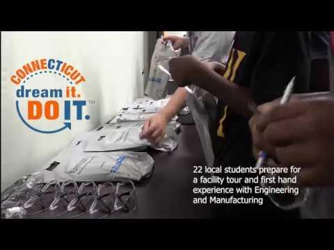 Burt Process Equipment Hosts Young Manufacturers Tour 2019