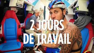 Tour de France - Une journée avec Jacopo Guarnieri