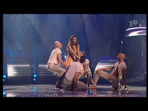 Elena Paparizou - My Number One (Eurovision 2005, Kiev) HD 16:9