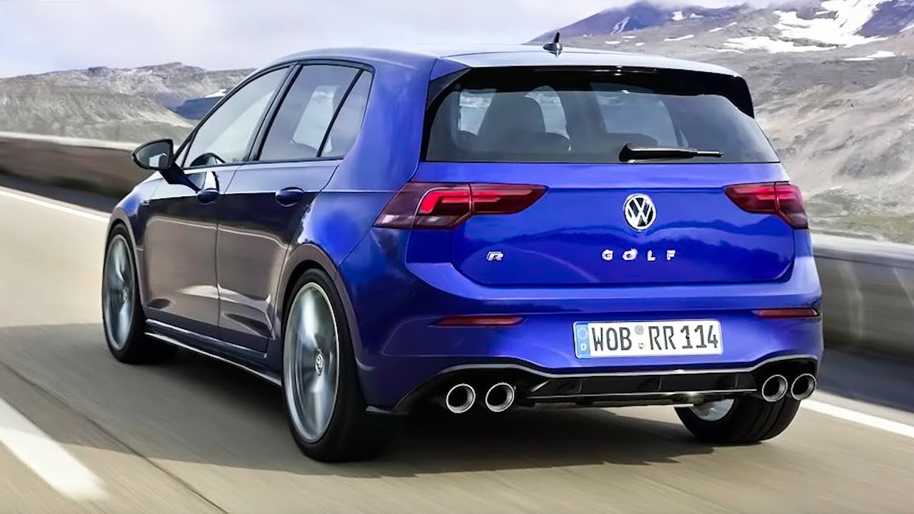 2020 VW Golf R USA Review and Release date