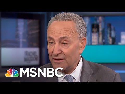 Chuck Schumer: GOP Tax Bill Stinks Like A Dead Fish | Rachel Maddow | MSNBC