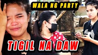 Debutant, napaiyak dahil ang kanyang debut party pinatitigil 🤷♀️😭