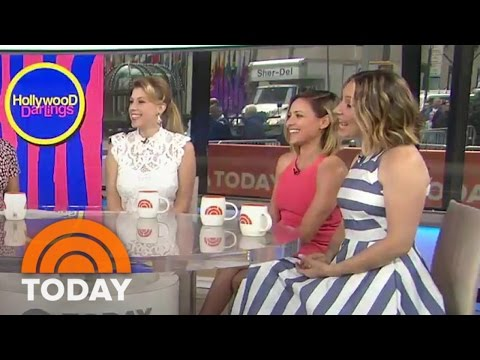 ExChild Stars Jodie Sweetin, Christine Lakin, Beverley Mitchell On 'Hollywood Darlings'  TODAY