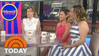 Ex-Child Stars Jodie Sweetin, Christine Lakin, Beverley Mitchell On 'Hollywood Darlings' | TODAY