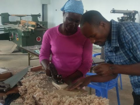 Connect Africa Foundation: Vocational Training Centre