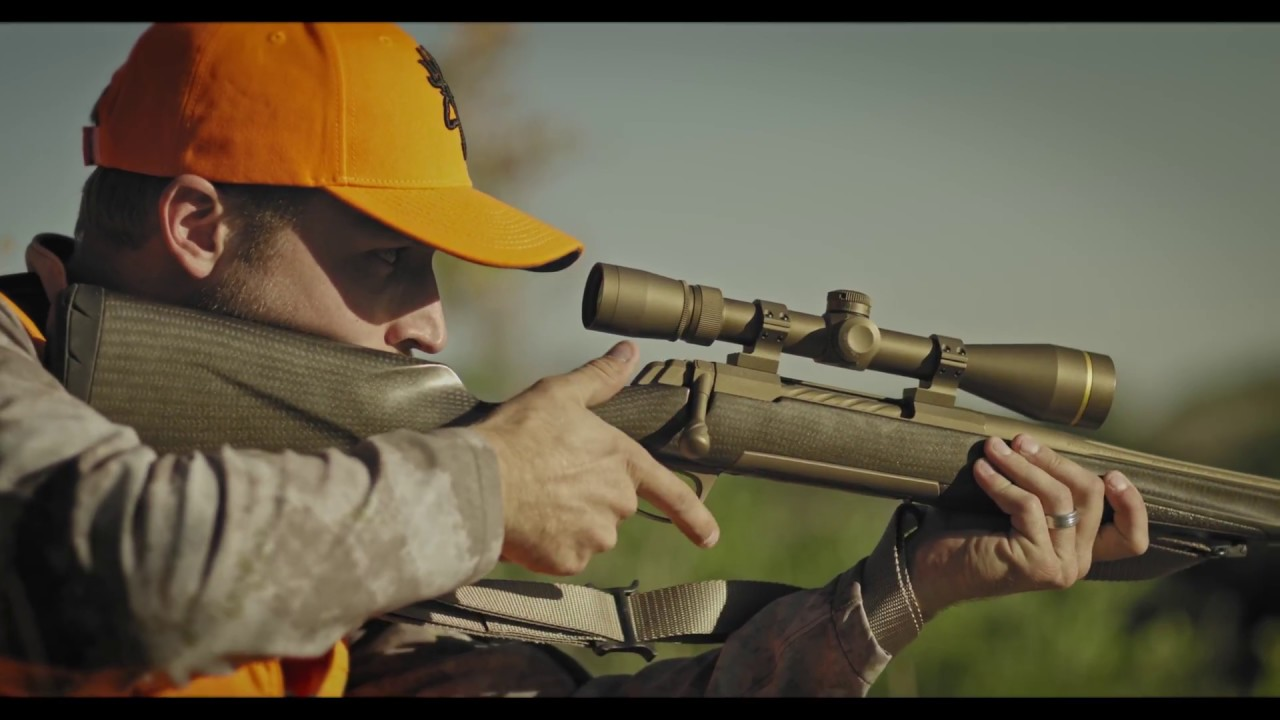 The Browning X-Bolt Pro is the rifle you want.
